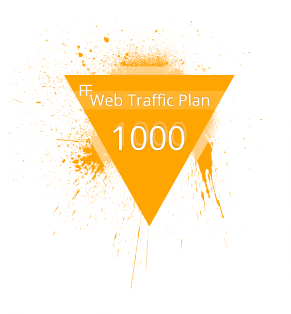webtraffic plan 1000
